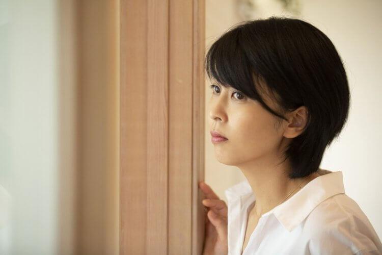 《最後的情書》松隆子。