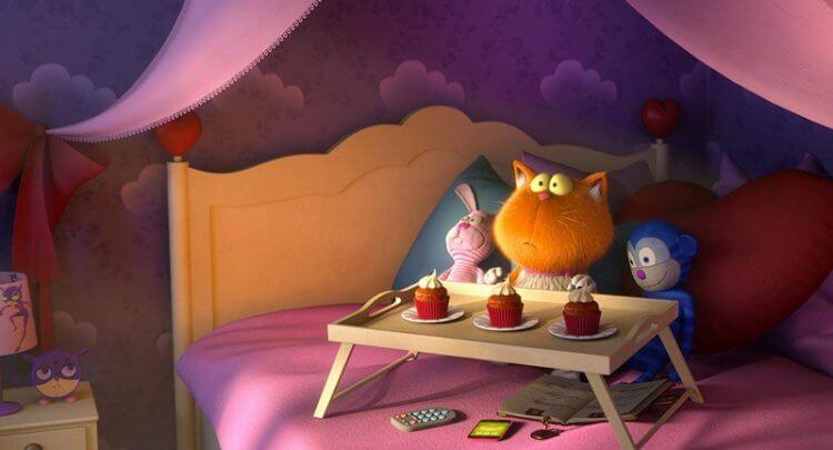 改編自童話「不來梅樂隊」的動畫電影《呆萌特務》 (Marnies Welt) 即將在台上映。