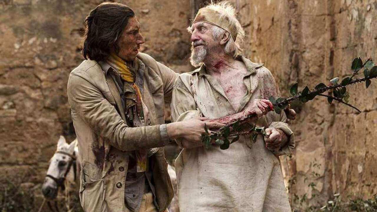 電影《誰殺了唐吉訶德》中,江郎才盡的名導演,與看似瘋癲自稱「唐吉訶德」的老鞋匠在旅程中將碰上什麼事件?