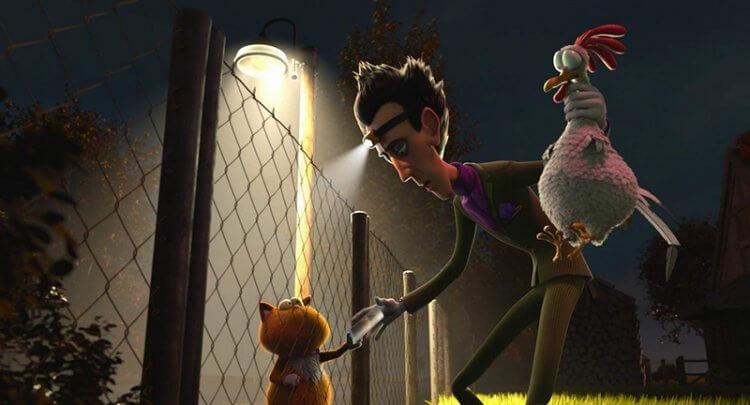 改編自格林童話的德國動畫電影《呆萌特務》敘述從未出門卻特愛偵探片的貓咪碰上動物夥伴,進行揭開小偷集團真兇的祕密任務。