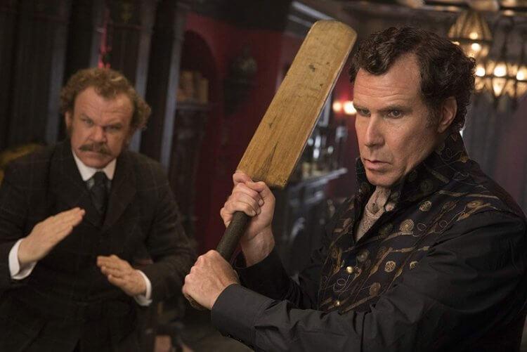 搞笑電影《福爾摩濕與滑生》(Holmes & Watson) 票房表現不盡理想。