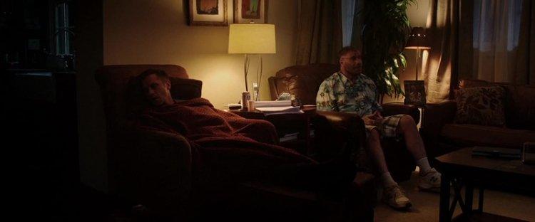 導演自身經歷改編,約翰屈伏塔主演電影《頭號粉絲》劇照。