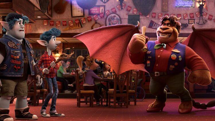 《1/2 的魔法》(Onward) 要上架 Disney+
