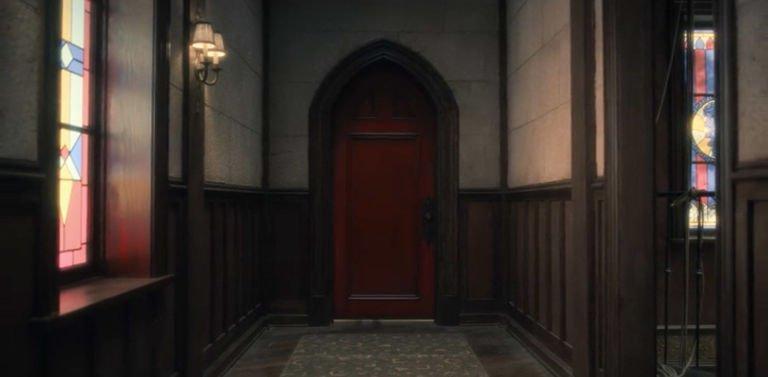 美劇《鬼入侵》中的「紅房」。