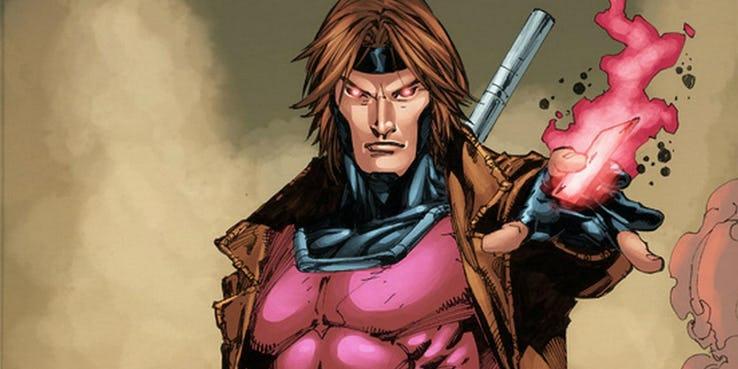 X 戰警系列人氣角色《金牌手》。