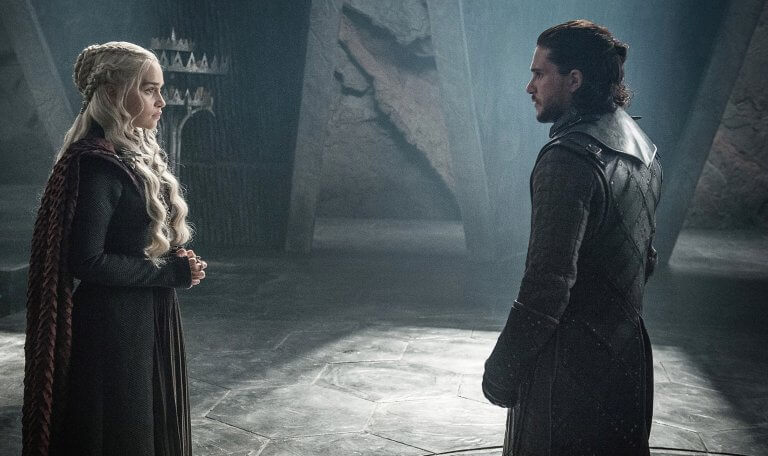 HBO 史詩級話題美劇《冰與火之歌:權力遊戲》影集最終季劇照。