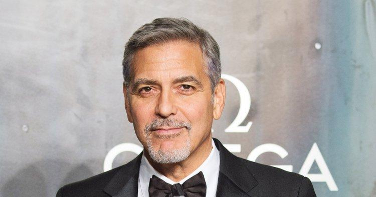 喬治克隆尼 (George Clooney) 擁有許多名流好友。
