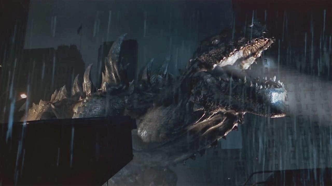 遲到許久,終於在 1998 年推出的好萊塢版哥吉拉怪獸電影:《酷斯拉》。