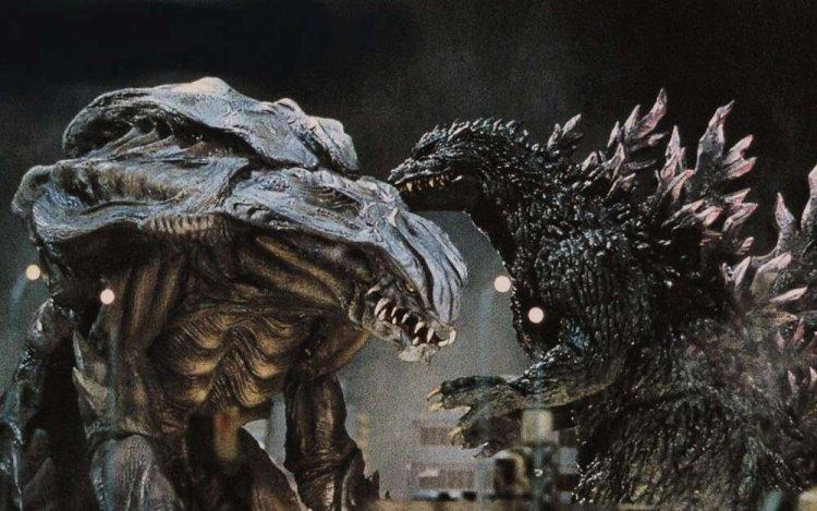 曾以《屠龍風雲 2000》之名在台上映的東寶怪獸電影《哥吉拉 2000 千禧年》。