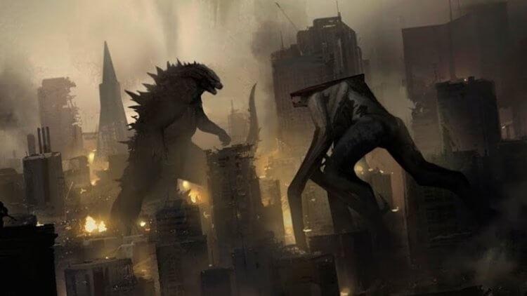 2014 年傳奇版《哥吉拉》電影中,與「穆透」對戰的哥吉拉並非保護人類的神獸,也非毀滅世界的災難。
