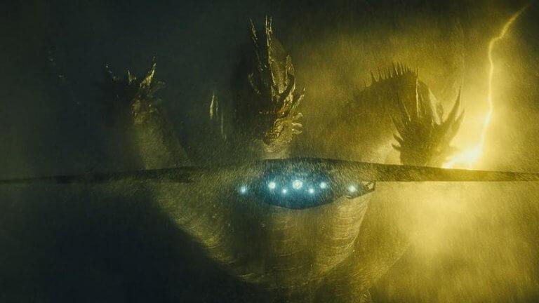 《哥吉拉 II:怪獸之王》(Godzilla: King of the Monsters) 劇照。