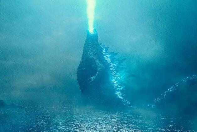 《 哥吉拉:怪獸之王 》最新釋出的劇照。