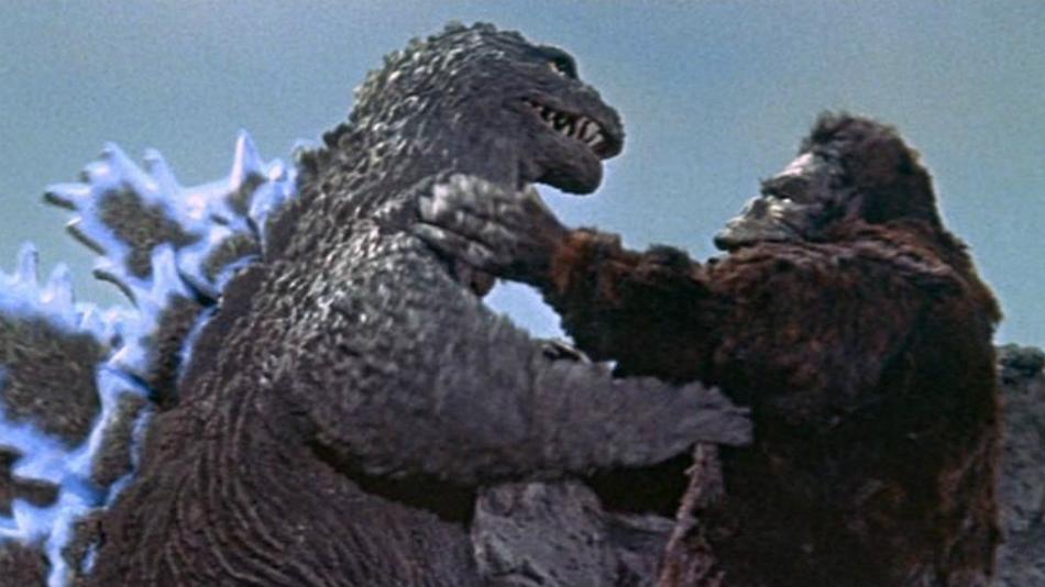 1962 年日本便已與美國合作,推出特攝怪獸片《金剛對哥吉拉》。
