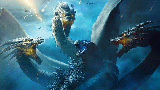 《哥吉拉II:怪獸之王》(Godzilla: King of the Monsters)