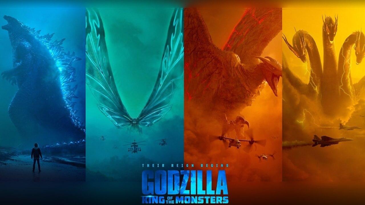 《哥吉拉 Ⅱ:怪獸之王》來襲,不識摩斯拉、拉頓、基多拉?細數你該認識的特攝怪獸們首圖