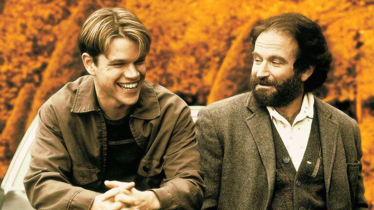 榮耀時刻 (一) 羅賓威廉斯:1998 年奧斯卡《心靈捕手》最佳男配角