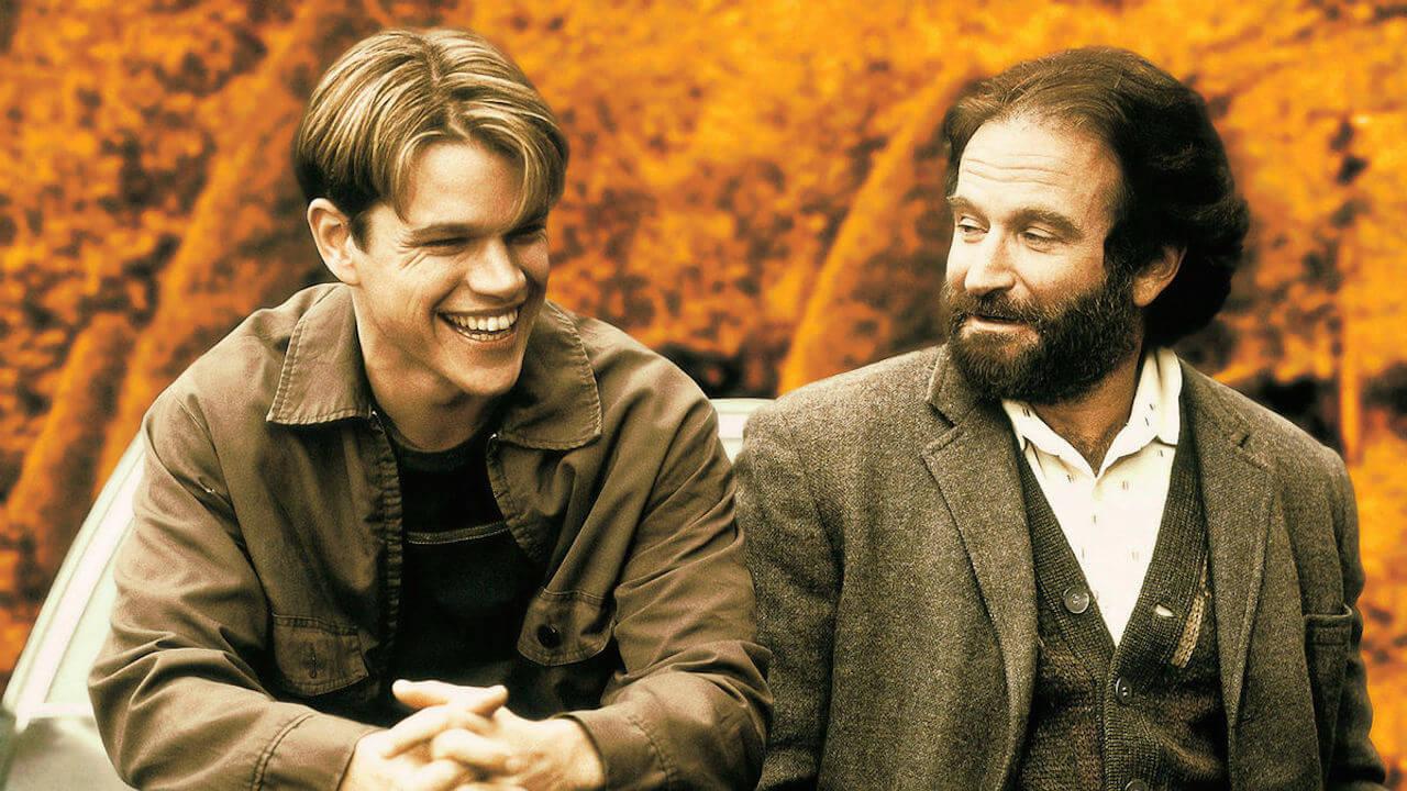 榮耀時刻 (一) 羅賓威廉斯:1998 年奧斯卡《心靈捕手》最佳男配角首圖