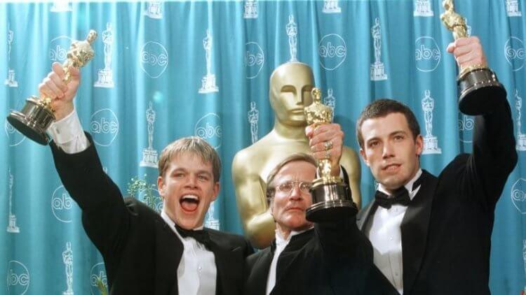《心靈捕手》最終獲得兩項奧斯卡大獎