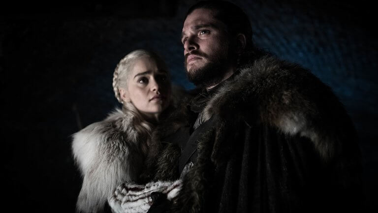 《冰與火之歌:權力遊戲》(Game of Thrones) 劇照。