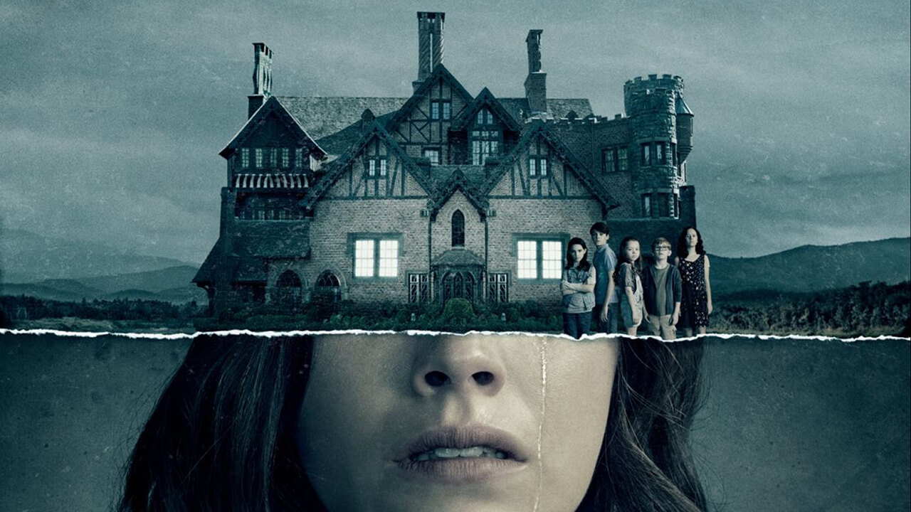 《鬼入侵》(The Haunting of Hill House) 劇照。