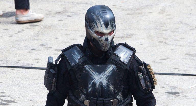 《美國隊長3》中的反派角色「十字骨」。