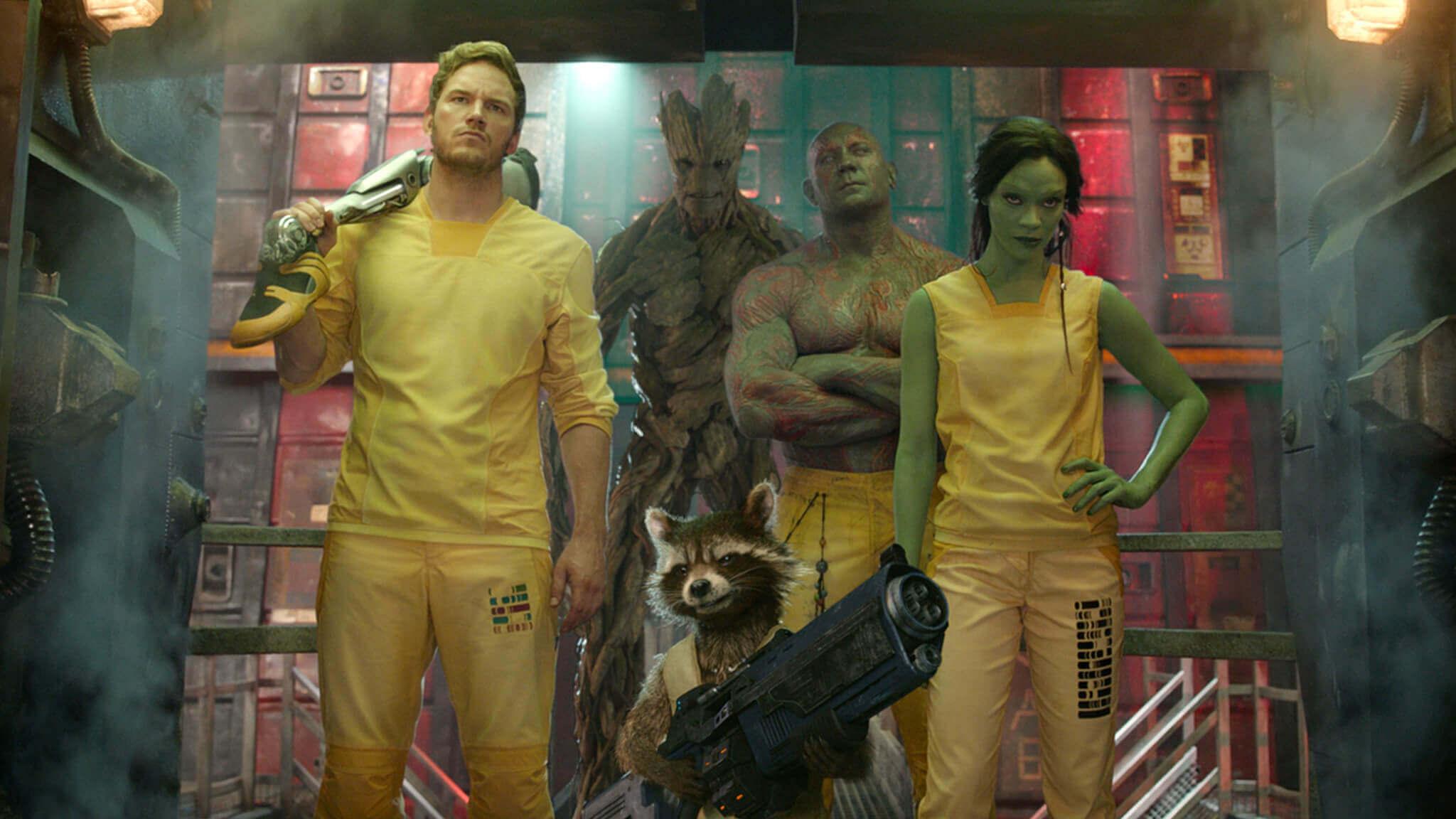 詹姆斯岡恩回歸執導《星際異攻隊 3》,身為編劇與導演,本片被網友奉為最期待看到的漫威超級英雄新片。