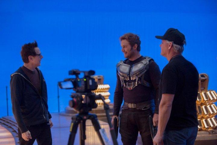 《 星際異攻隊 》可說是因 詹姆斯岡恩 才能在超級英雄電影中有如此獨特的自我風格。