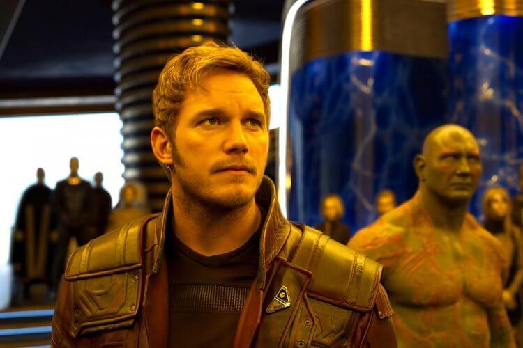 《星際異攻隊 2》克里斯普瑞特。