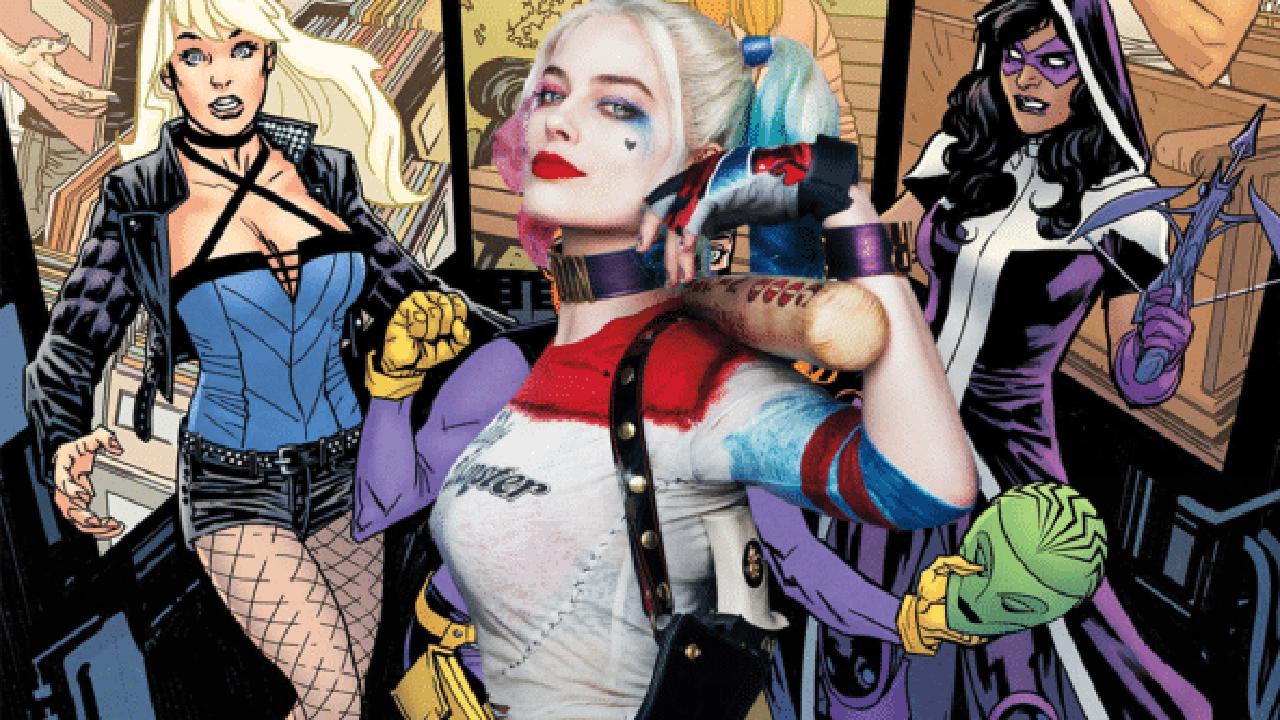 小丑女哈莉奎茵回應關於《 猛禽小隊: ~~~~》這個超長片名的背後故事首圖