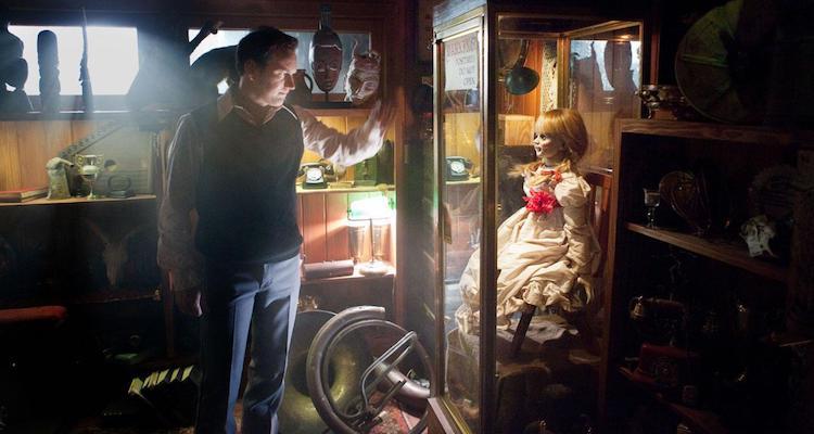 《安娜貝爾3》中將講述安娜貝爾娃娃如何騷擾華倫夫婦的女兒及生活。