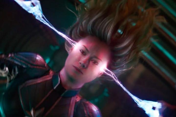 卡蘿丹佛斯 的宇宙級雙星之力 隨《 驚奇隊長 》首支預告公開