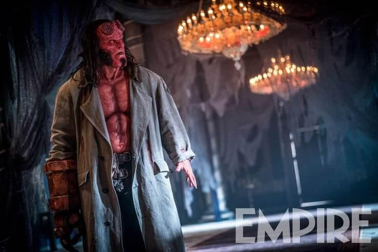 帝國雜誌最新公開《地獄怪客:血后的崛起》劇照