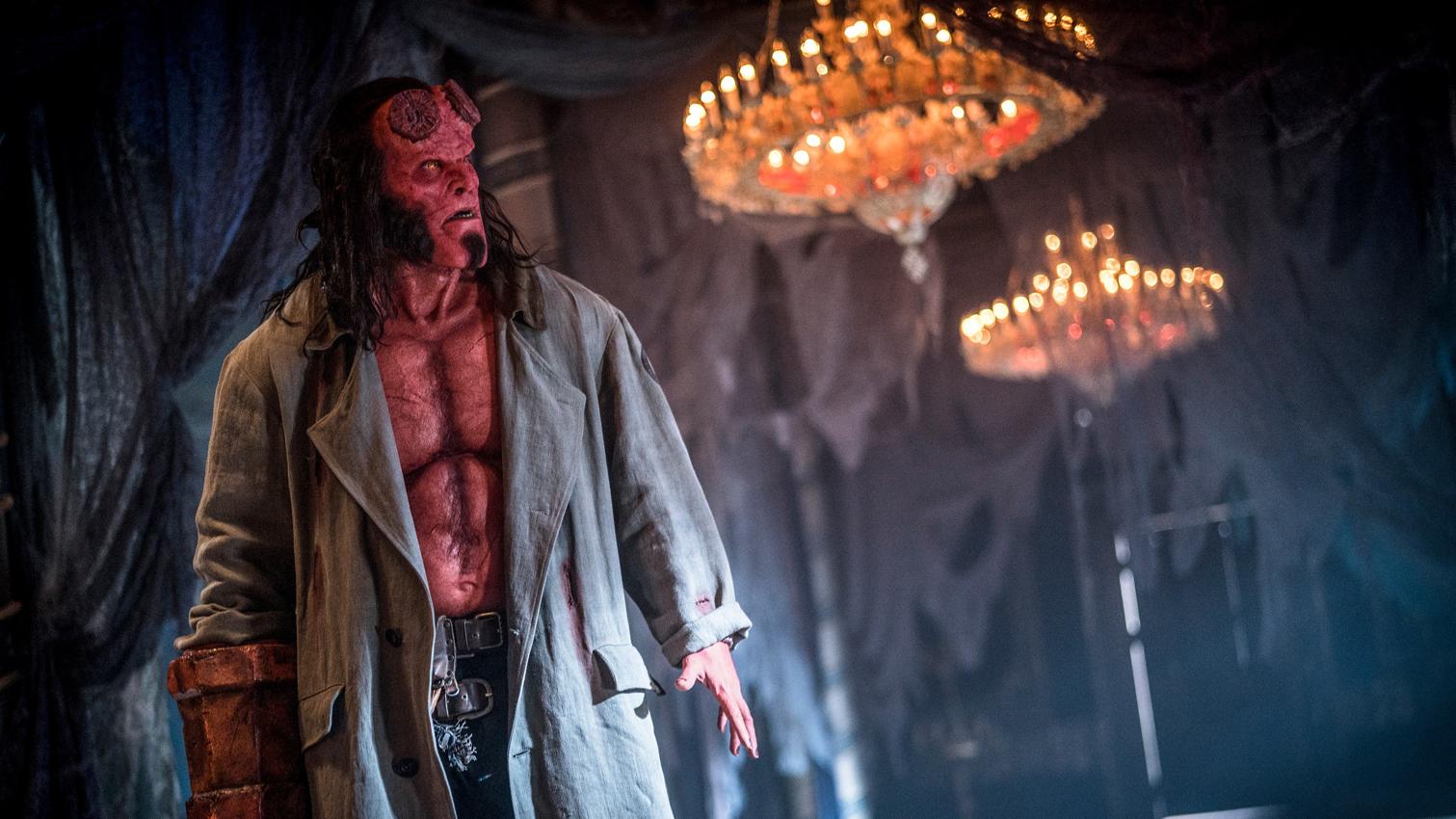 【影評】《地獄怪客:血后的崛起》:惡魔獵人版怪客 ? ! 一次性的 R 級重啟片。首圖