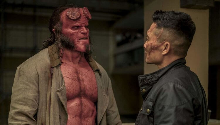 《地獄怪客:血后的崛起》(Hellboy: Rise of the Blood Queen) 劇照。