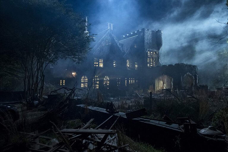 《鬼入侵》第一季 (The Haunting of Hill House)