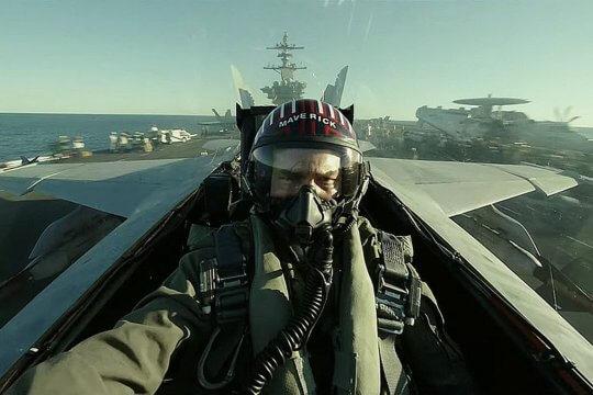 《捍衛戰士:獨行俠》(Top Gun: Maverick) 劇照