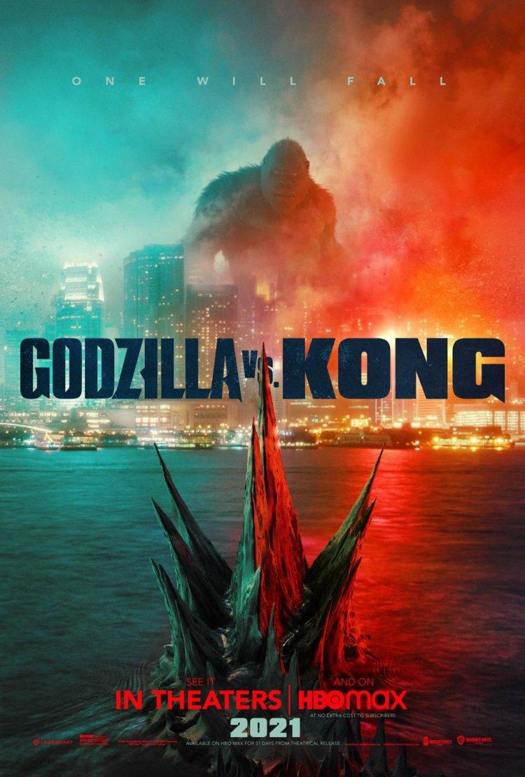 《哥吉拉大戰金剛》(Godzilla vs. Kong)