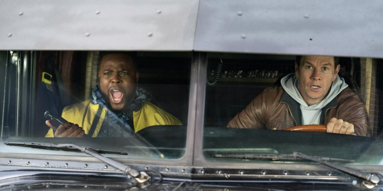 馬克華柏格主演 Netflix 動作冒險電影《史賓賽的機密任務》3 月 6 上線 Netflix!