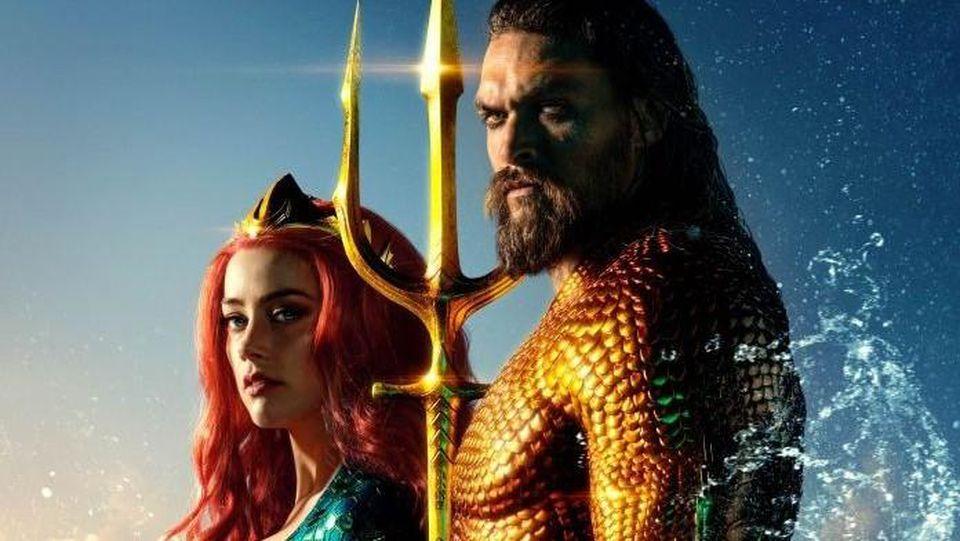 《水行俠》中國首映搶先片段評價樂觀  網友:「DC翻身全靠溫子仁」首圖