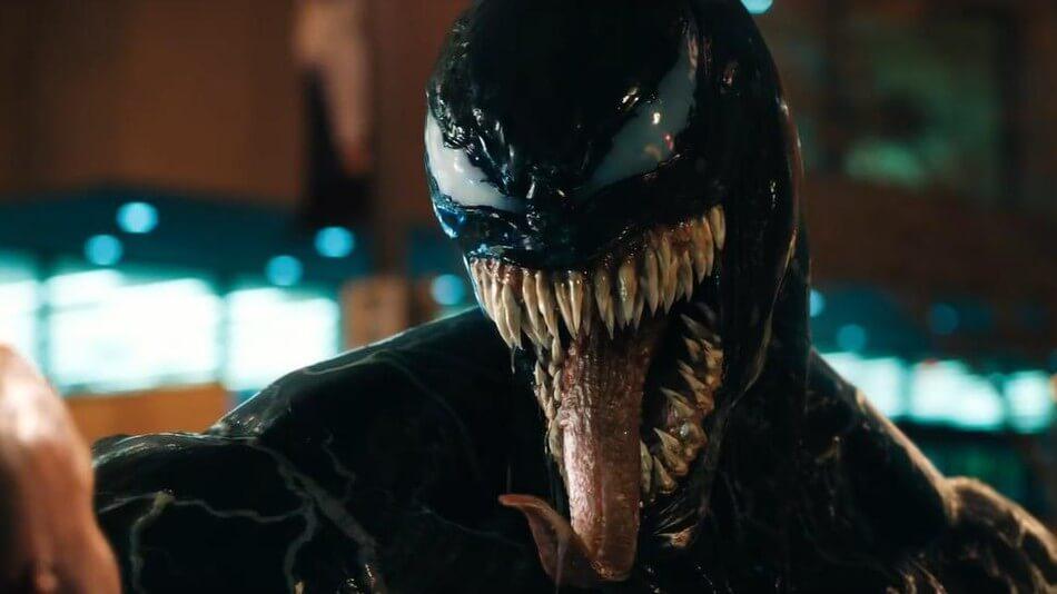 《 猛毒 》為以反派作為主角的異色英雄電影。