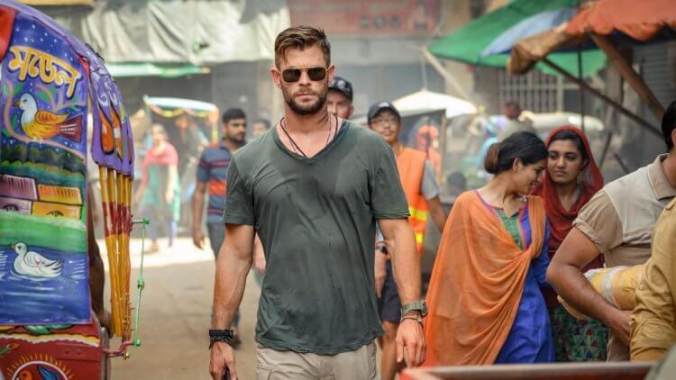 由「雷神」克里斯漢斯沃主演的電影《驚天營救》將於 Netflix 平台推出。