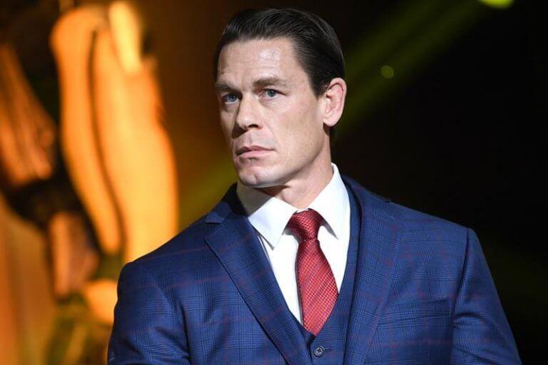 約翰希南 (John Cena) 為 WWE 摔角選手也活躍於演藝圈,網友更膩稱他為「江西男」。