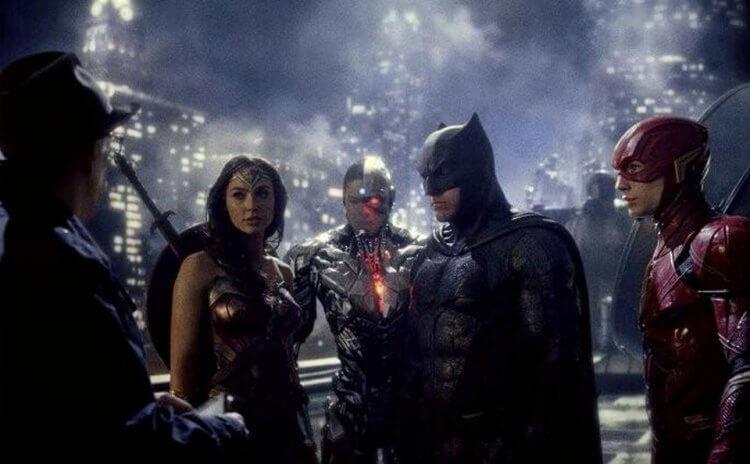 DC 宇宙英雄集結作品《正義聯盟》不僅票房失敗,評價也不理想。