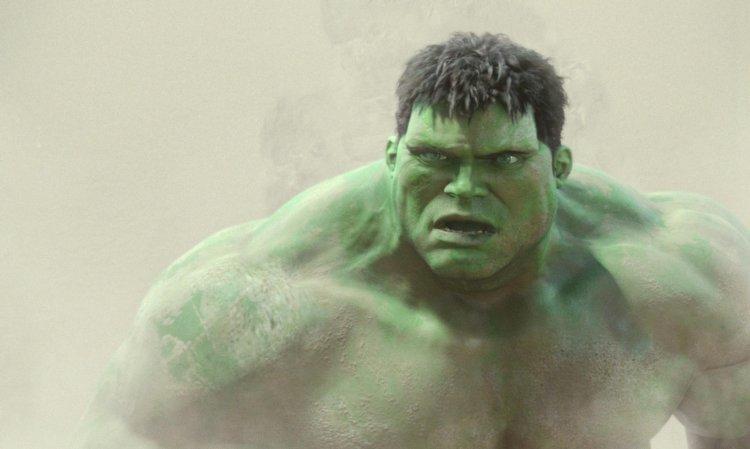 李安 2003 年執導的超級英雄電影《綠巨人浩克》。