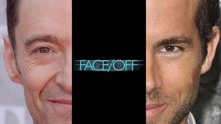 休傑克曼表示樂意和萊恩雷諾斯合拍《變臉》重啟版,條件是——兩人不能在同空間拍攝!首圖