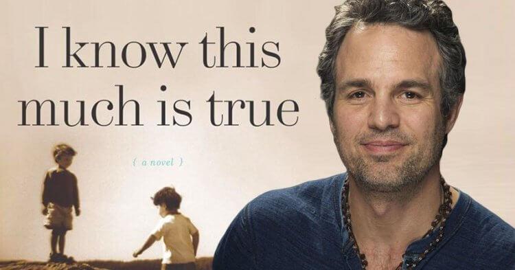 馬克盧法洛 (Mark Ruffalo) 分飾兩角演出 HBO 影集《I Know This Much Is True》