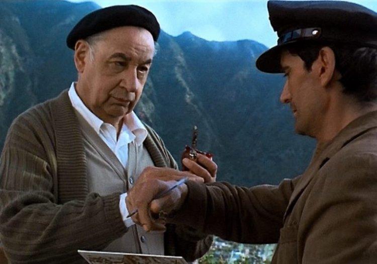 《郵差》菲利普諾雷、馬西莫特洛依西。