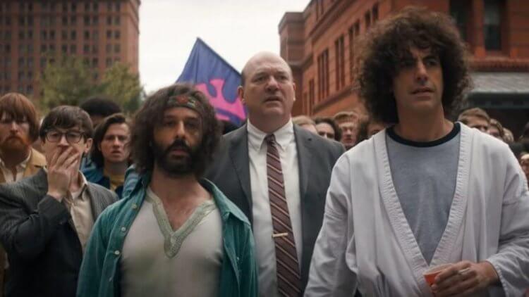 這是政治審判!《芝加哥七人案:驚世審判》電影改編與真實歷史事件、角色差異解析首圖
