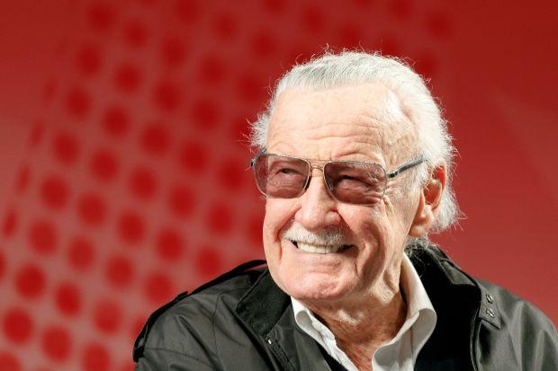 史丹李的口頭禪「Excelsior!」精益求精,已是他人生的一部分。