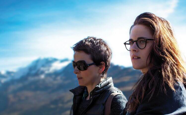 《星光雲寂》(Clouds of Sils Maria) 中的克莉絲汀史都華 (Kristen Stewart)
